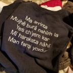 """""""Nice Sweatshirt…"""""""